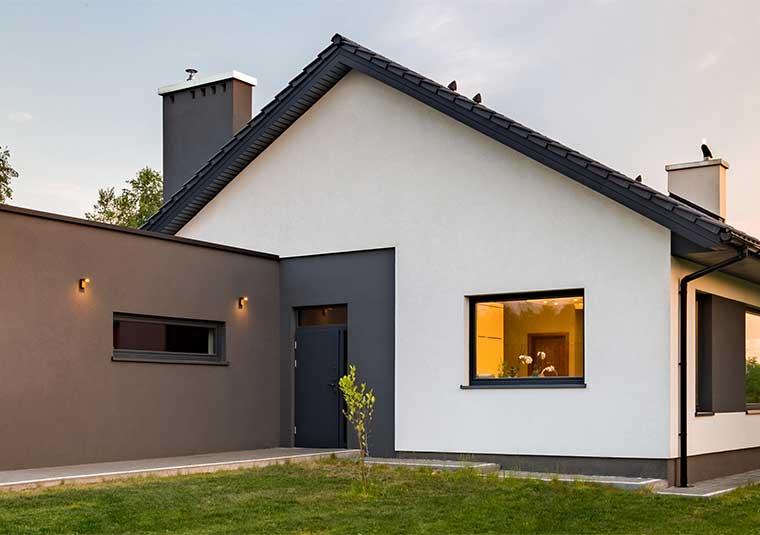 Curtet Décor dispose d'une gamme complète de peinture façade
